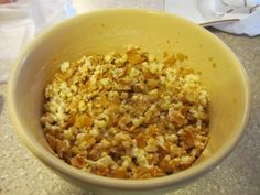 Looking for a yummy, easy food to bring to a potluck, try this corn salad (with Fritos!).