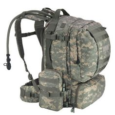 surviv blog, bugs, camping, clever survivalist, camp bag, bags, military