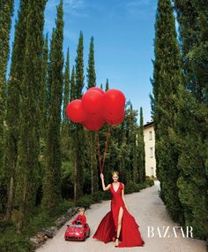 christoph sturman, fahsion photographi, fashion editorials, editori edit, a cinderella story, red dress, style fashion