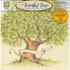 Deja Views Time & Again Family Tree Kit