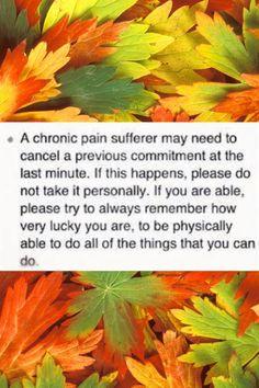Well said. #health #pain #chronically_ill #chronic_illness