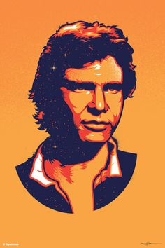 Hans Solo. Just had to.