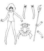 ✄ Sailor Moon