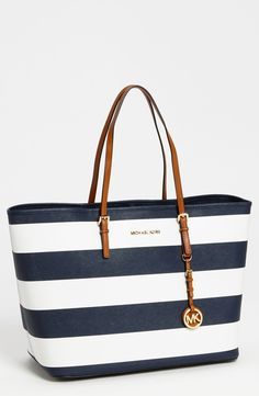nautical clothing, handbag, purses kors, beach bags, men fashion, michael kors purses, summer bags, ray ban sunglasses, baby bags
