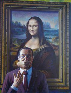 thelecture  \\ Peruvian artist Ernesto Arrisueno