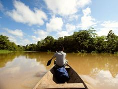 Leticia, Colombia - Amazonas River