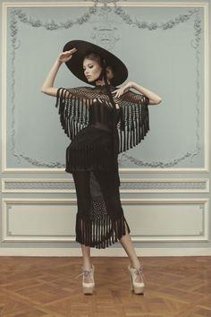 Ulyana Sergeenko Couture Spring/Summer 2013 Lookbook