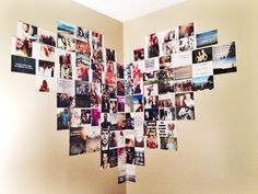 Picture Collage Heart