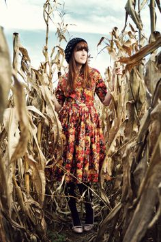 corn maze idea