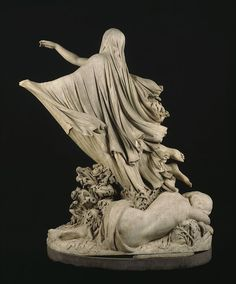 The Sleep of Sorrow and the Dream of Joy Raffaelle Monti London, 1861. This and all related images from: The Victoria & Albert Museum.