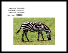 Free Zoo book download - with ideas on how to use in a preschool autism class. Great for my zoo theme!