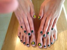 Baylor nails! #SicEm
