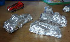 smashable aluminum cars