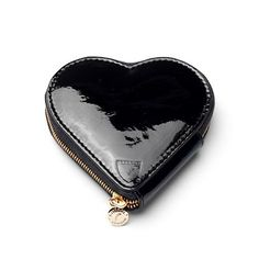 Women's Aspinal of London Heart coin purse | Cheeky Wish List | Wedding and Birthday Gift Ideas for Men and Women