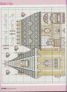 Gallery.ru / Фото #16 - Cross Stitch Crazy 046 май 2003 - tymannost