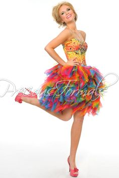 Colorful prom dresses on pinterest tight prom dresses neon prom