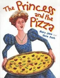 The Princess and the Pizza ((Traditional Literature))
