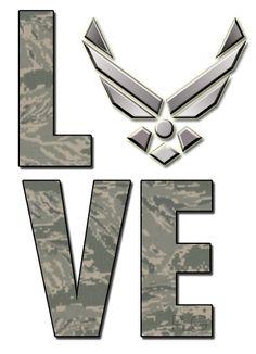 Air Force Love! - MilitaryAvenue.com