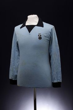 Coventry City Football Shirt (1972-1974, Home)