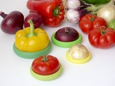 The coolest new kitchen gadget: Food Huggers | HellaWella