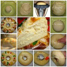 LA COCINA DE MORENISA: Esponjoso y Delicioso Roscón de Reyes en Thermomix