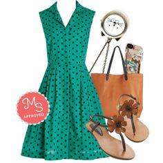 #green #dots #totebag