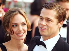 Shine Beauty Beacon | Brad Pitt & Angelina Jolie Wed: Summer's Hottest Celebrity Marriages, Romances & Makeup Looks