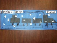 polar express ideas