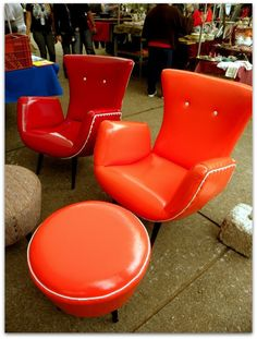 nice vintage furniture