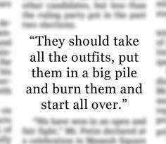 """- Senate Majority Leader Harry Reid when asked about an ABC World News report that the U.S. Olympic team's opening ceremony uniforms, designed by Ralph Lauren, have """"made in China"""" labels on them. """"Reid: Burn 'Made in China' USA Uniforms,"""" July 12, 2012. http://on.wsj.com/MmLF7M"""