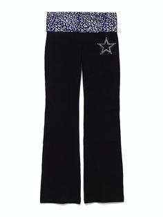 Victoria's Secret PINK Yoga Pant #VictoriasSecret http://www