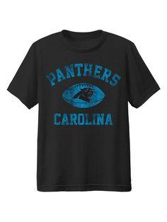 Old Navy Boy's Carolina #Panthers