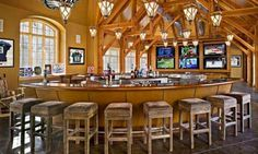 Your own personal Sports Bar...