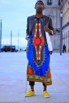 African Prints in Fashion: Do you Dashiki?