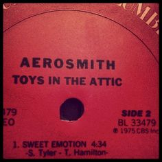 "#Aerosmith ""Sweet Emotion""  http://whatilikeissounds.wordpress.com/2014/09/04/sweet-emotion-aerosmith/"