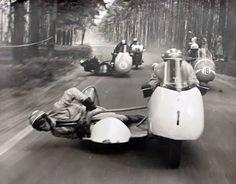 Sidecar and sidecar monkey