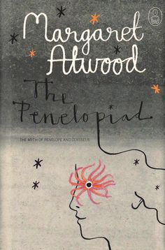 The Penelopiad by Margaret Atwood #book #covers #graphic #design