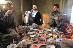 #Breakfast, Geisev, Tajikistan