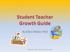 Whole Brain Guide for student teachers and supervisors to discuss any lesson with meaningful input from both sides.    This Student Teacher Growth Guide offers both novice and expert teachers a series of growth prompts to know and be known.    On one hand – this is a tool for master teachers to prosper and guide student teachers as novices enter and explore their teaching careers.    On the other hand, this tool facilitates new teachers to add unique offerings to the field. It encourages all to