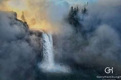 Snoqualmie Falls , WA
