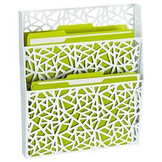 Network Wall File $30 | The Container Store