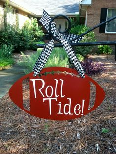 i cant wait till i have my own house, its gonna be decked out in bama stuff!!!
