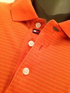 TPC Sawgrass The Players Championship Tommy Hilfiger Mens PGA Golf Polo Shirt XL