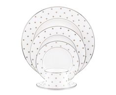 polka dot china // k