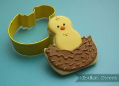 Quick and Easy Birds in Nests cookies