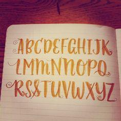 lettering pens, brush pen, doodle journal letters, letter fun, fun handwriting fonts, handlettering alphabet, fun lettering