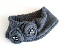 diy headband, sew, head wrap, anthro headwrap, ears