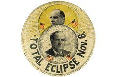 Bryan Eclipses McKinley, 1896