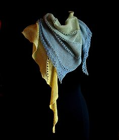 Ravelry: Dangling Conversation pattern by Mindy Ross - gorgeous colors!