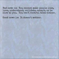 It doesn't matter.